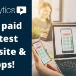 Earn $90 by testing apps and websites in Userlytics