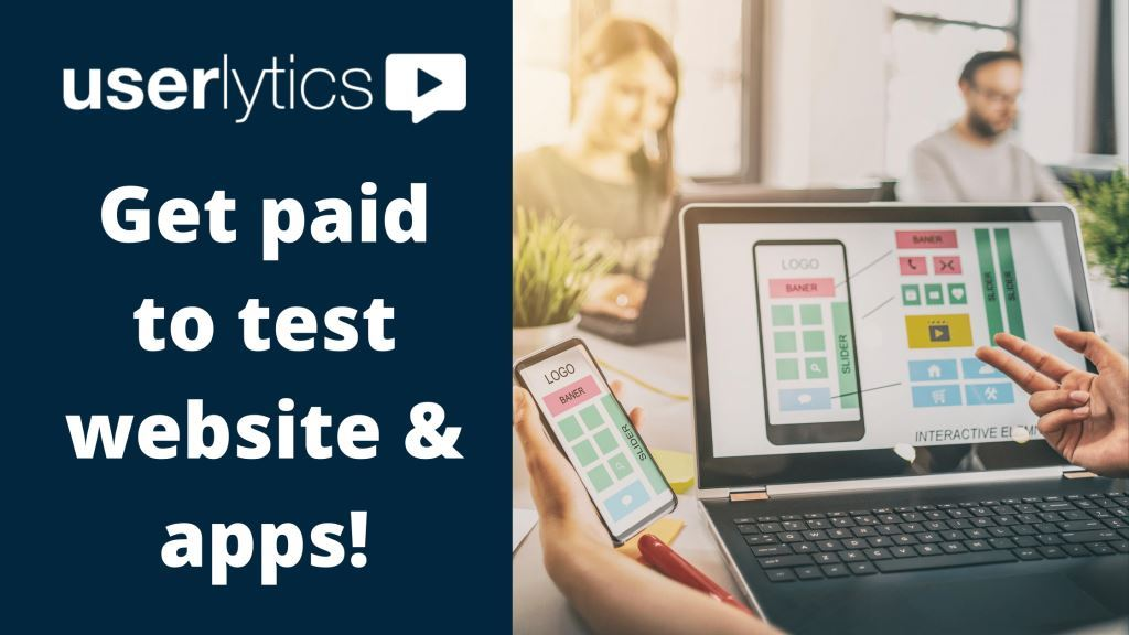 Read more about the article Earn $90 by testing apps and websites in Userlytics
